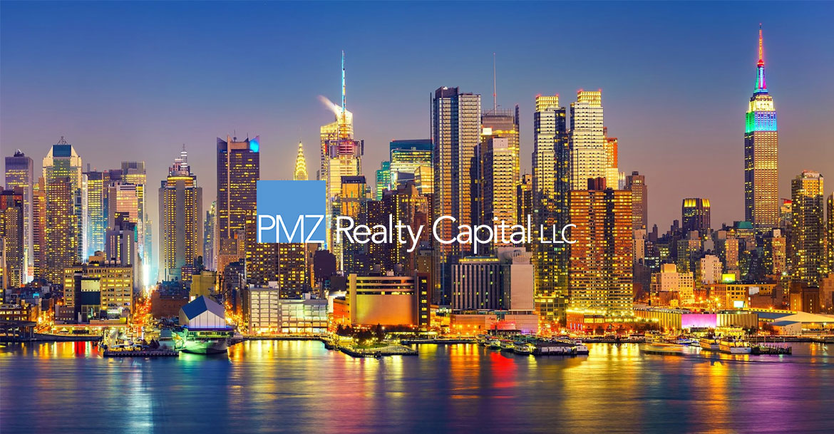 PMZ Capital New Website Developed by Colophon