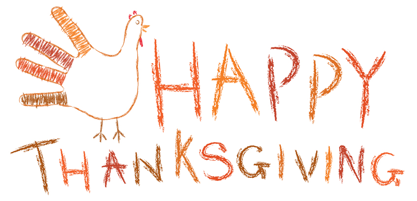 Happy Thanksgiving from Colophon