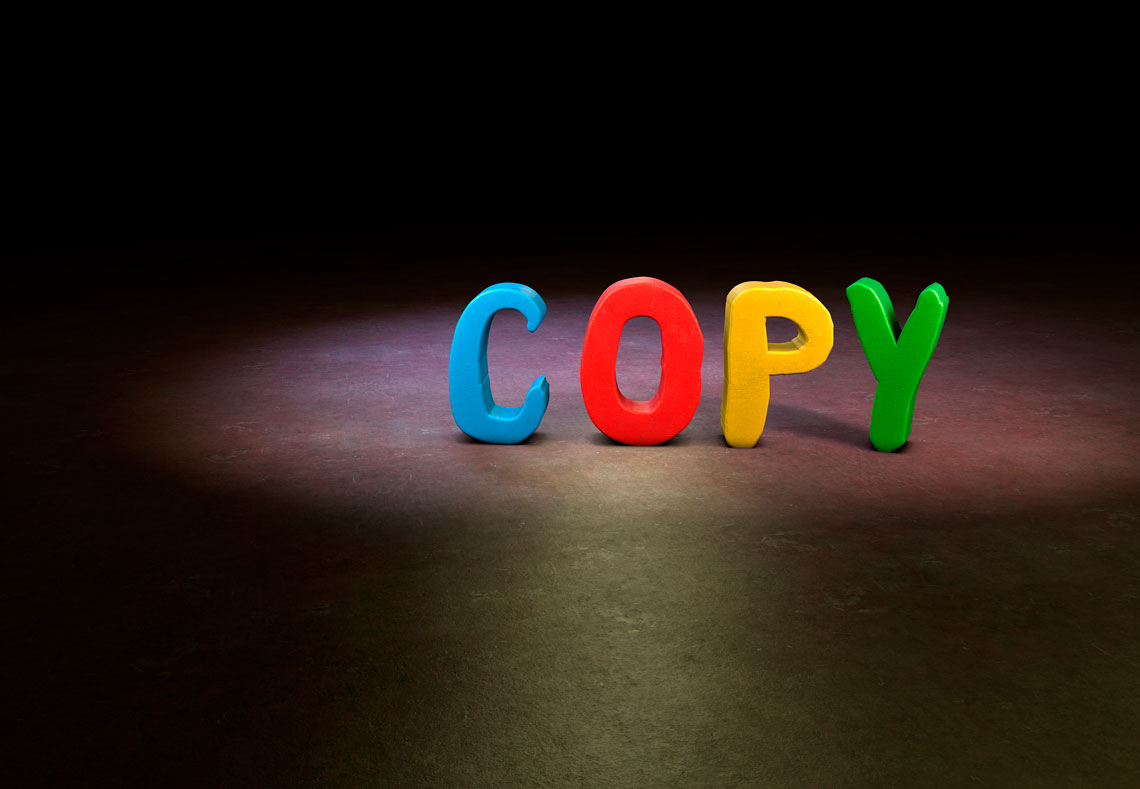 Web Copy Writing from Colophon