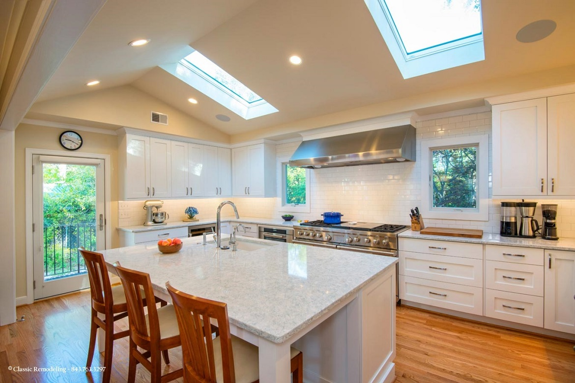 Remodeled Kitchen From Classic Remodeling. New Website