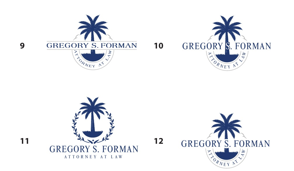 Logo Options During Design